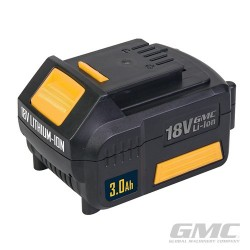 18V Li-Ion Batteries - GMC18V30 3.0Ah