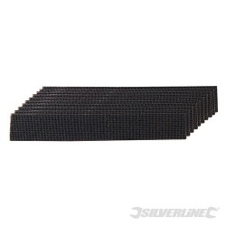 Silicon Carbide Pipe Cleaning Strips 10pk - 3 x 60G / 4 x 80G / 3 x 100G
