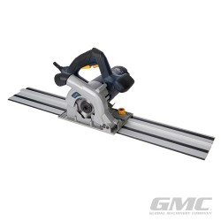 1050W Compact Plunge Saw 110mm & Track Kit - GTS1500 UK