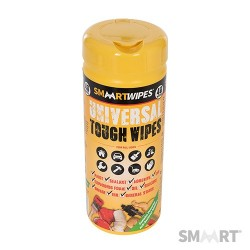 Universal Tough Wipes 40pk - 40pk Tub