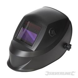 Welding Helmet Auto Darkening Variable & Grinding - DIN 4/9-13EW & Grinding
