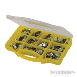 Hose Clips Pack - 60pce