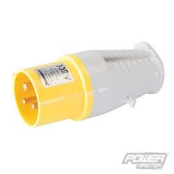 16A Plug - 110V 3 Pin