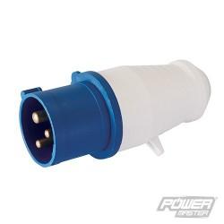 16A Plug - 230V 3 Pin