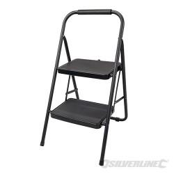 Step Ladder - 475mm 2-Tread