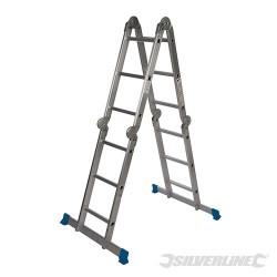 Multipurpose Ladder with Platform - 3.6m 12-Tread