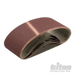 Sanding Belt 64 x 406mm 5pk - 150 Grit