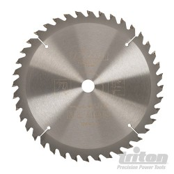 Construction Saw Blade - 190 x 16mm 40T