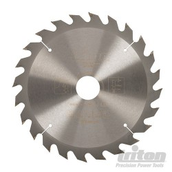 Construction Saw Blade - 190 x 30mm 24T