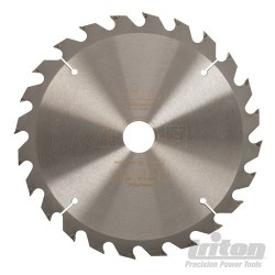 Woodworking Saw Blade - 235 x 30mm 24T