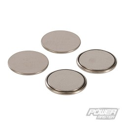 Lithium Button Cell Battery CR2016 4pk - CR2016