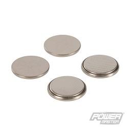 Lithium Button Cell Battery CR2025 4pk - CR2025