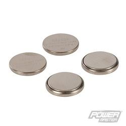 Lithium Button Cell Battery CR2032 4pk - CR2032