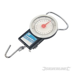 Hanging Scales & Tape Measure - 22kg