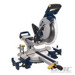 1600W Double Bar Sliding Mitre Saw 255mm - GM255S UK