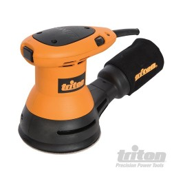 280W Random Orbit Sander 125mm - TROS125 UK
