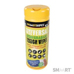 Universal Tough Wipes Biodegradable 40pk - 40pk
