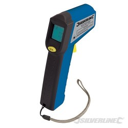 Laser Infrared Thermometer - -38°C - +520°C