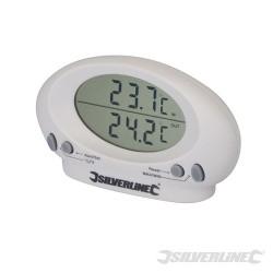 Indoor/Outdoor Thermometer - -50°C to +70°C