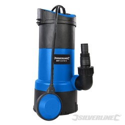 DIY 750W Clean & Dirty Water Pump - 750W