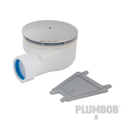 115mm Mushroom Top Shower Trap - 40mm