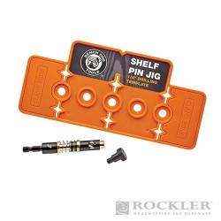 Shelf Drilling Jig - 1/4''