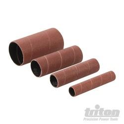 Aluminium Oxide Sanding Sleeves 4pce - TSPSS150G4PK Sanding Sleeves 4pce 150G