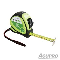 Tape Measure - 8m / 26ft x 25mm