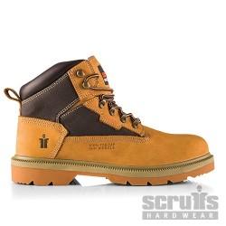 Twister Nubuck Boot Tan - Size 10 / 44