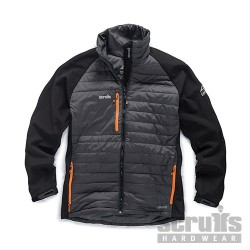 Expedition Thermo Softshell Graphite - M