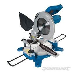 DIY 1450W Sliding Mitre Saw 210mm - 210mm UK