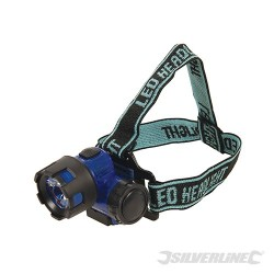 LED Headlamp - 1 LED