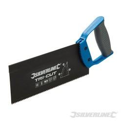 Tri-Cut Tenon Saw - 250mm 12tpi
