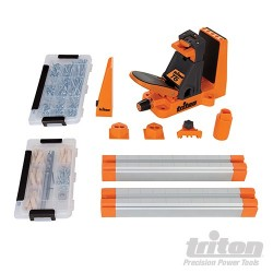 T6 Pocket-Hole Jig Master Set 12pce - T6PHJM