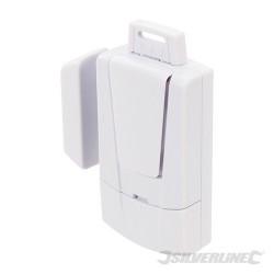 Magnetic Door & Window Alarm - 3 x 1.5V LR44