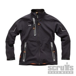 Pro Softshell Jacket Black - M