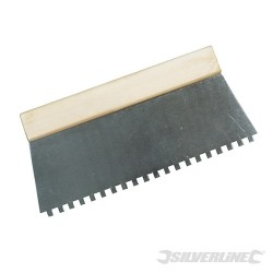 Adhesive Comb - 250mm - 6mm Teeth