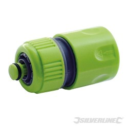 """Waterstop Hose Connectors 1/2"""" Display Box 30pce - Double Female"""