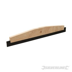 "Rubber squeegee - 600mm (24"")"