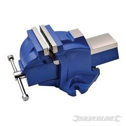"""Engineers Workshop Vice 100mm (4"""") - Jaw Capacity 100mm / 8kg"""