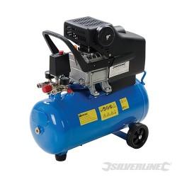 EU DIY 2hp Air Compressor 1500W - 24Ltr EU