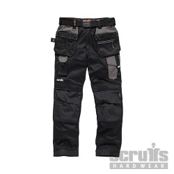 Pro Flex Holster Trousers Black - 38L